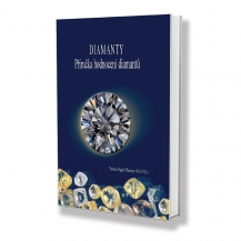 DIAMANTY - Kniha Diamanty - Příručka hodnocení diamantů  - Druhé opravené a doplněné vydání
