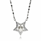 Ocelový náhrdelník Morellato Luci ACR03