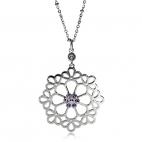 Ocelový náhrdelník Morellato Kaleido ADY07
