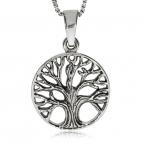 Stříbrný přívěsek - Malý strom života