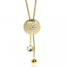 Ocelový náhrdelník Preciosa Starry Sky 7236Y00 - 72cm