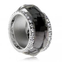 Stříbrný prsten Preciosa De Luxe Chrom 6760 40