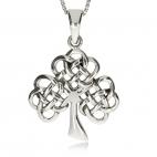 Stříbrný přívěsek - Amulet stromu života