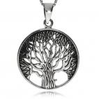 Stříbrný přívěsek - Strom života